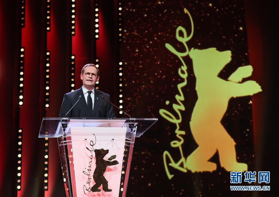 (国际)(1)第68届柏林电影节开幕