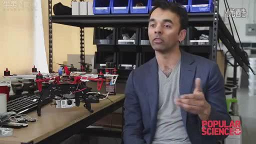 Drone新型无人机完全取代宠物狗