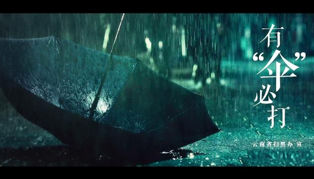 """有""""伞""""必打"""