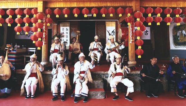 可爱的中国·云南篇·纳西族