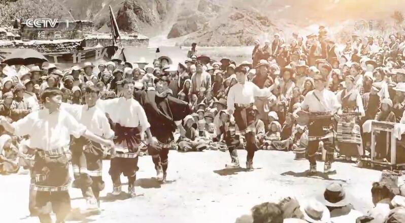 《走向光明:纪念西藏民主改革60周年》 第二集 历史和人民的选择