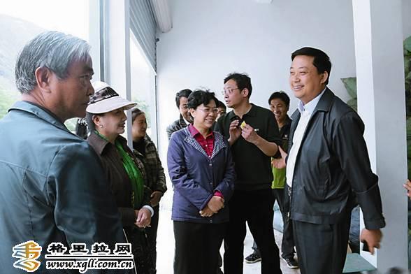 王树芬:让优势产业成为精准扶贫的主打产业
