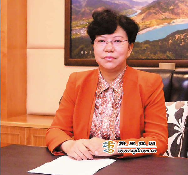 访原迪庆藏族自治州人民政府副州长王树芬