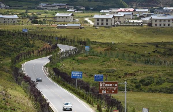 迪庆公路局推进美丽公路建设纪实