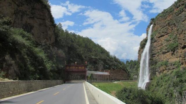 迪庆生态公路如梦来