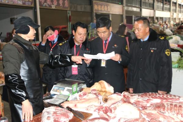 州食品药品监督管理局开展非洲猪瘟防控督查工作
