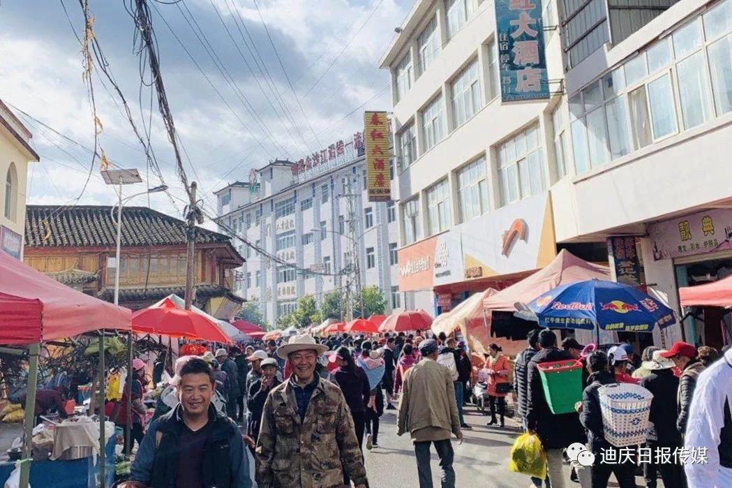 上江乡士旺村灾区群众祥和温暖过年