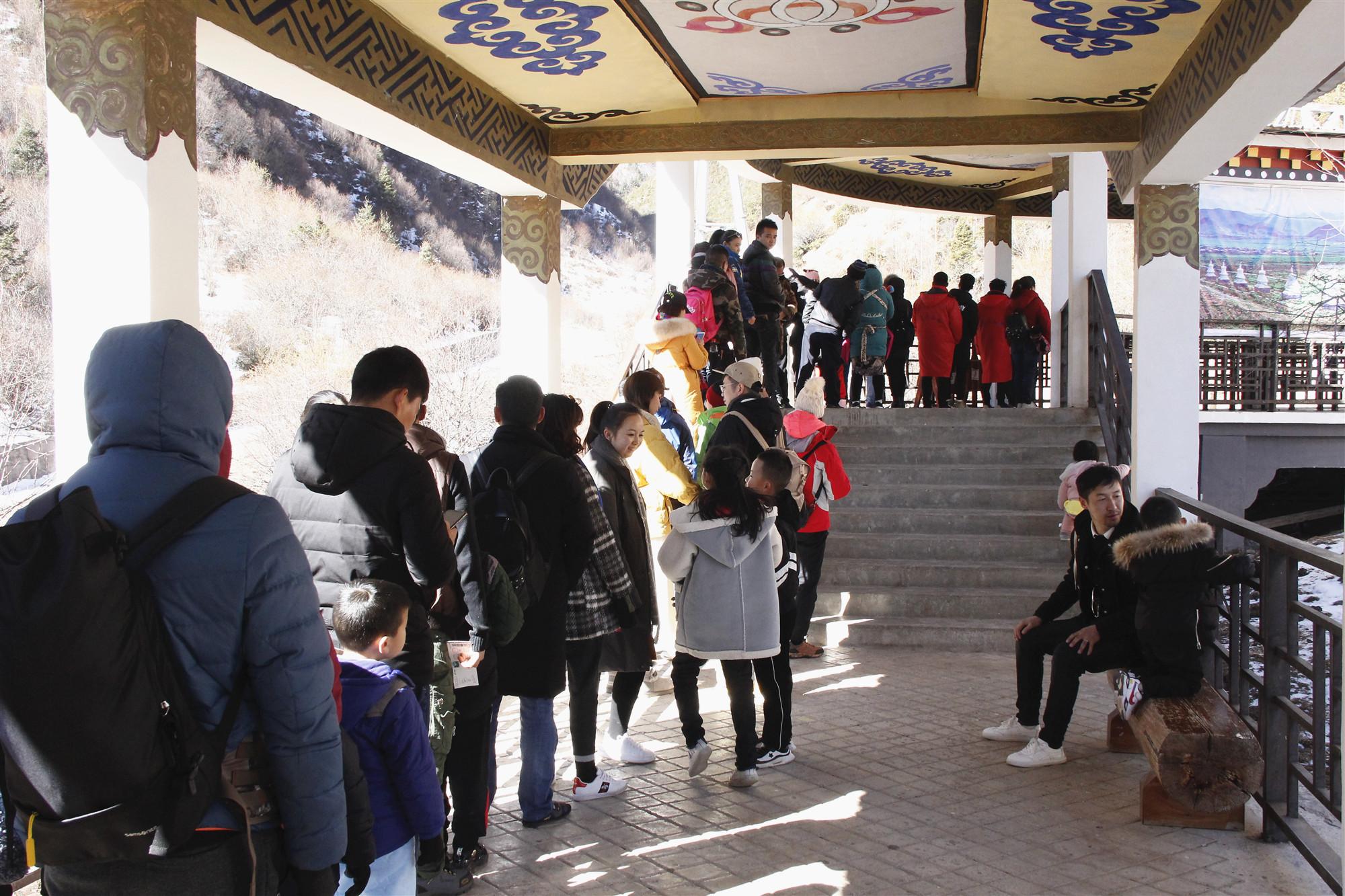 春节期间全州共接待游客46.26万人次