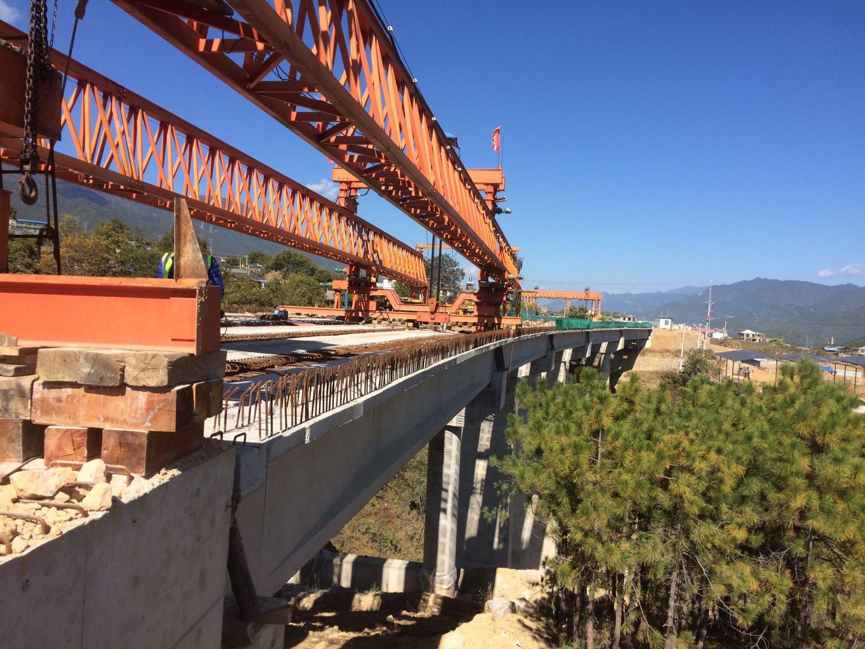 维通二级公路维西段累计完成投资5.5亿元
