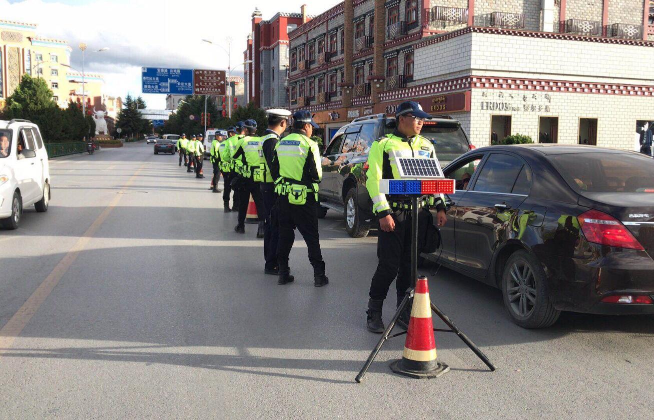 直属城市交警大队严厉打击酒驾、醉酒、毒驾