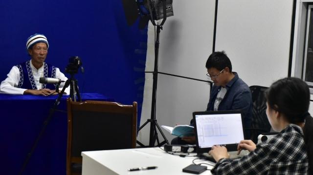 云南民族大学实施维西白语拉玛土语调查课题