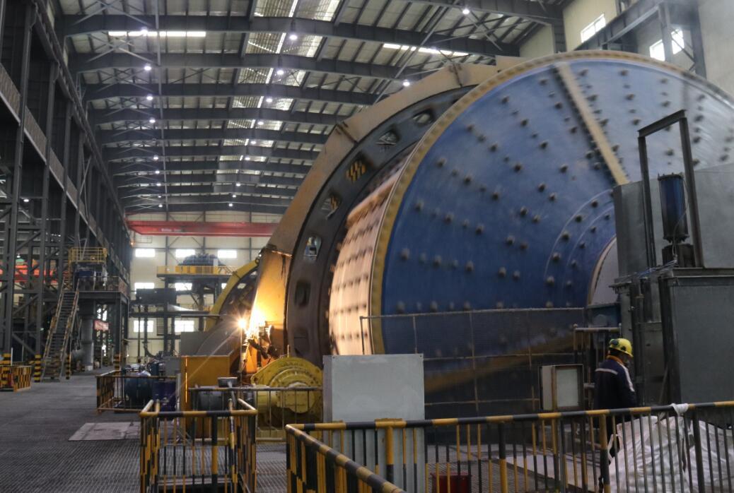 今年普朗铜矿工业产值将超过22亿元