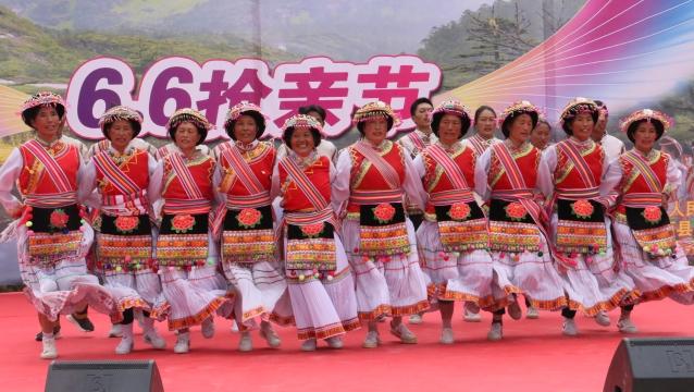 永春乡:党建促脱贫 民俗文化喜洋洋