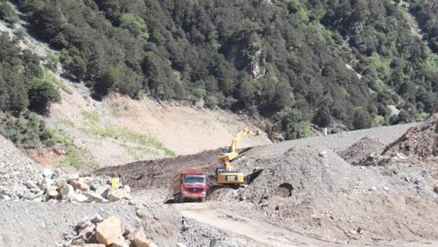 谷久浓水利枢纽工程将于明年完工