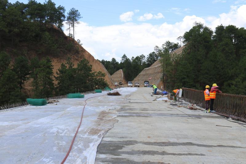 维通二级路完成投资建设7.08亿元 2020年将全线贯通