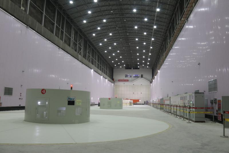 乌弄龙水电站4台机组已全部实现投产发电