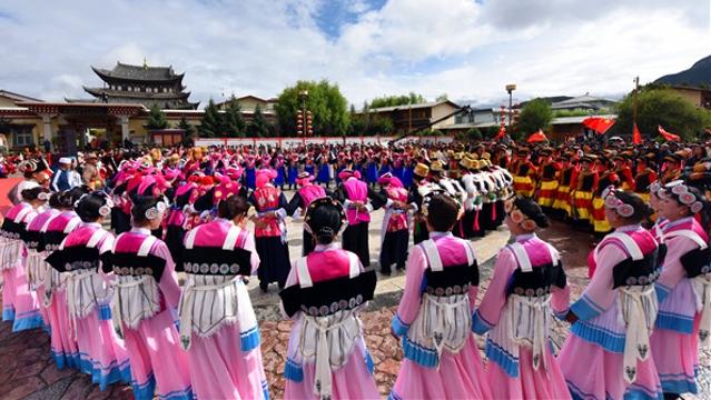 迪庆州民族团结进步月系列活动9月2日启动