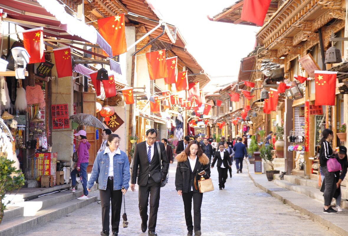 文旅融合激发独克宗古城发展活力与潜力
