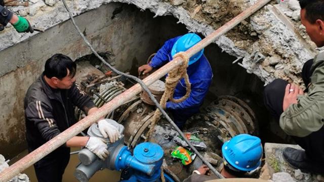 香格里拉市智能水表安装完成60%