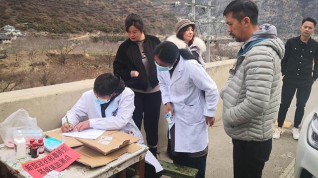 维西县:外堵内防 积极应对新型冠状病毒感染肺炎疫情