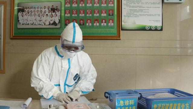 迪庆州人民医院积极开展疫情防控工作