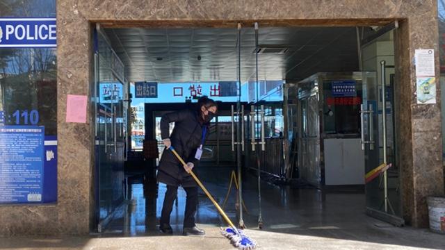 香格里拉客运服务中心站暂时停班停止售票