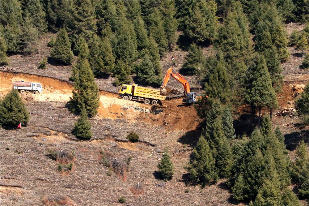拉多阁水库工程建设有序推进