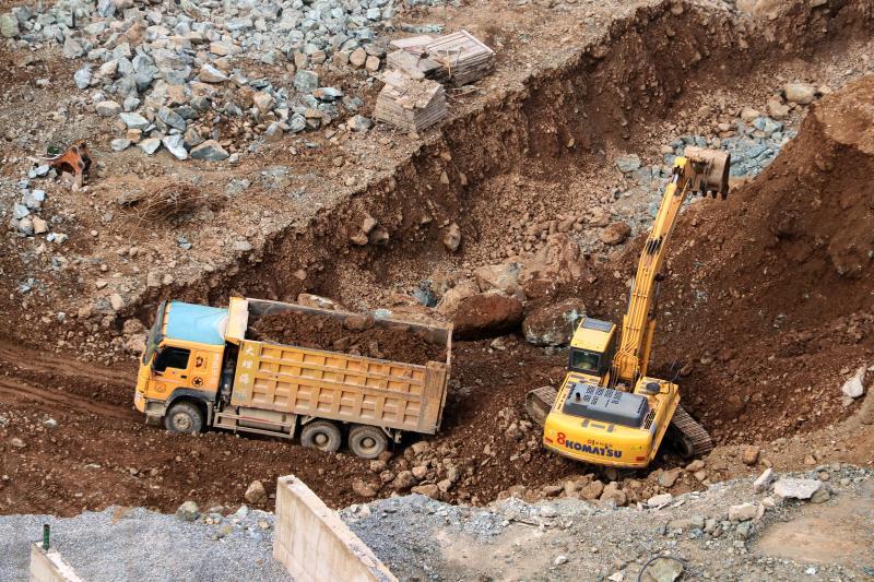 托巴水电站建设项目有序复工