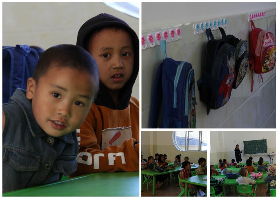 维西:村里有了漂亮的幼儿园