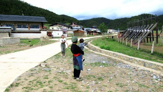 香格里拉市建塘镇吉迪村生态环境日益改善