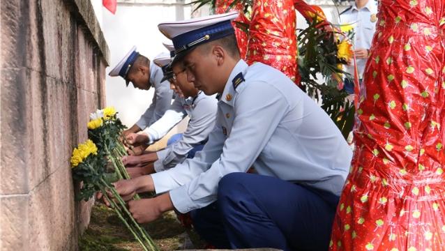 维西县举行烈士纪念日公祭活动