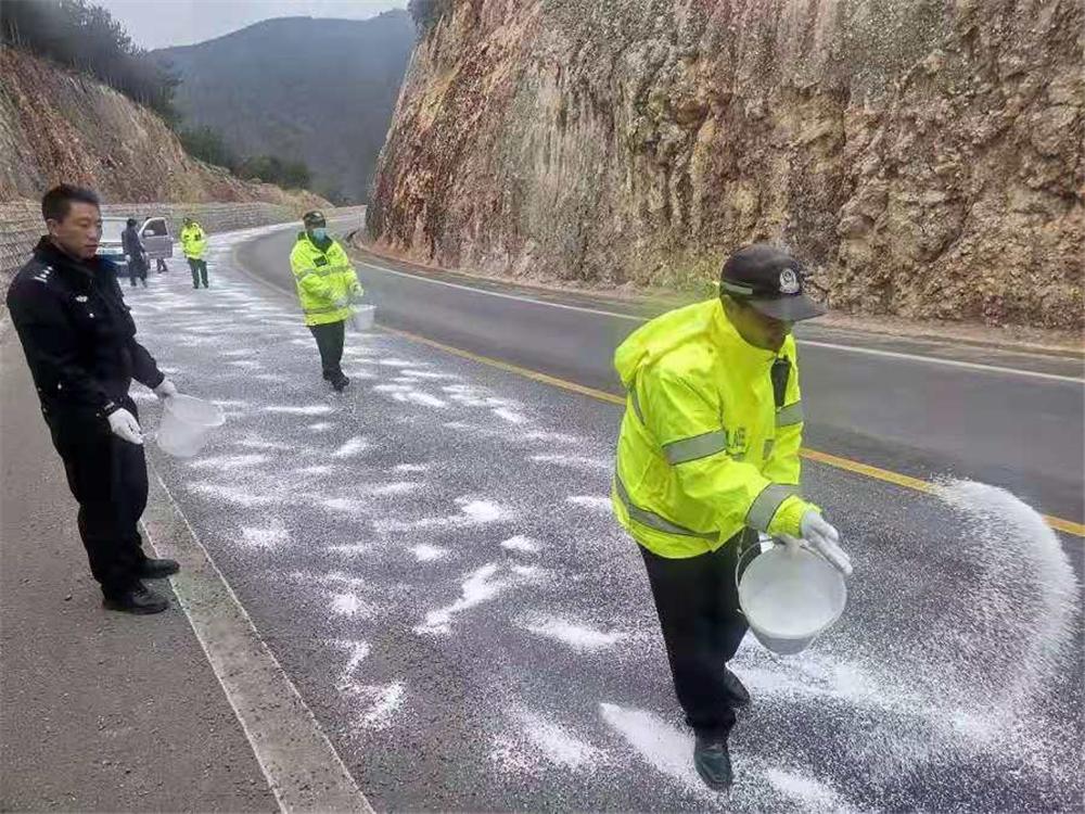这份春节期间的道路交通安全提示,请您查收!