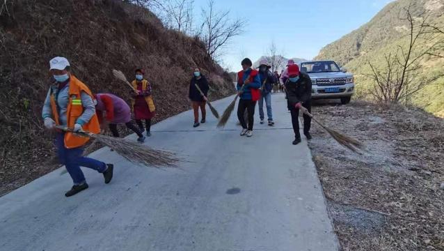【爱国卫生运动】洛吉乡全民行动清洁家园