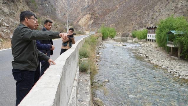 我州开展清河行动常态化督查检查