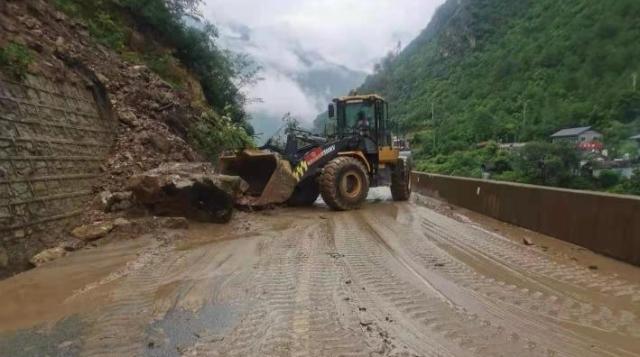 塔城至维西受阻路段恢复通车