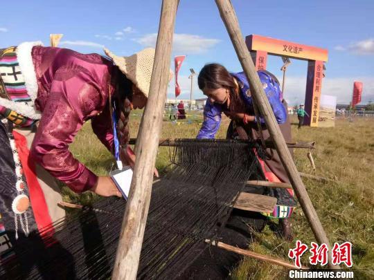 甘肃玛曲传承保护草原文化建立非遗名录13类43项